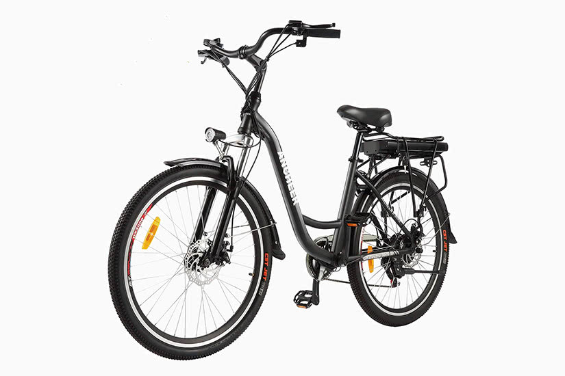 best electric bikes bicycles vintage ANCHEER e-cruiser review - Luxe Digital