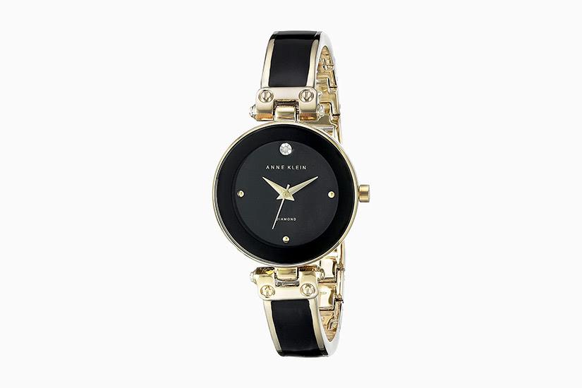 best women watches anne klein diamond bangle watch luxe digital