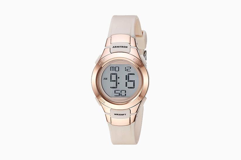 best women watches armitron digital chronograph luxe digital