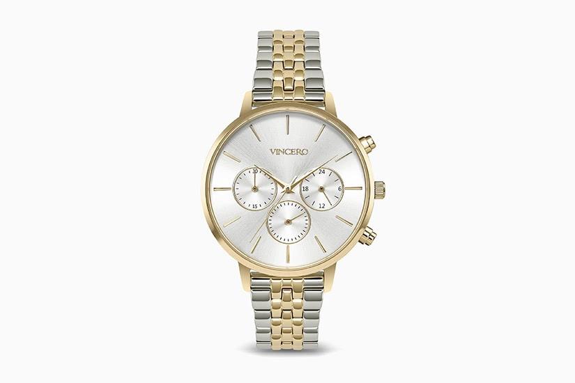 best women watches vincero kleio steel watch luxe digital