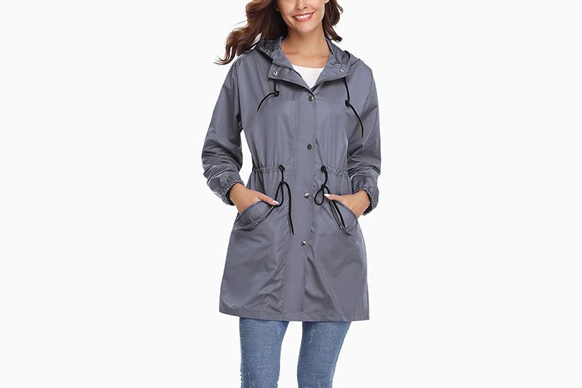 best raincoats women abollria outdoor rain jacket luxe digital
