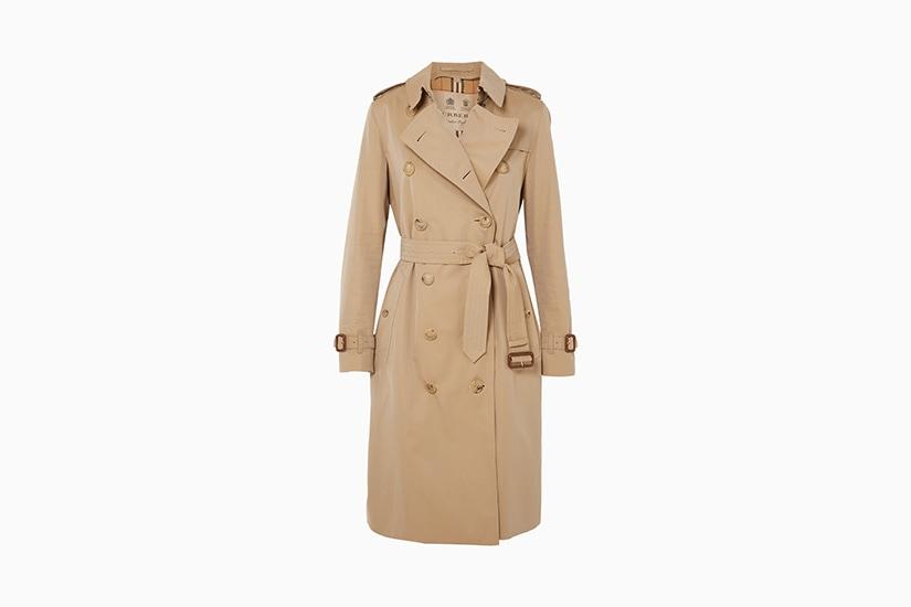 best raincoats women burberry kensington trench coat luxe digital
