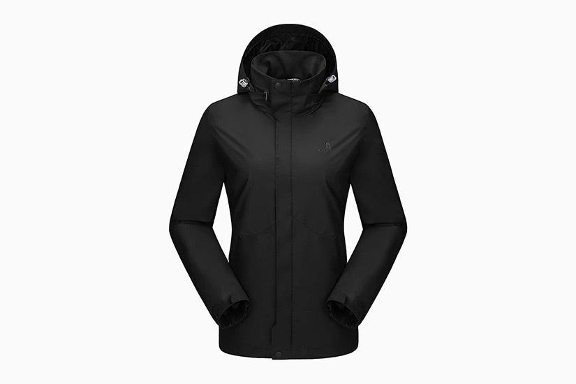 best raincoats women camel crown rain jacket luxe digital