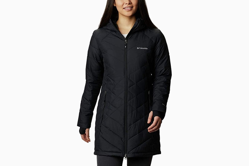 best raincoats women columbia heavenly hooded jacket luxe digital