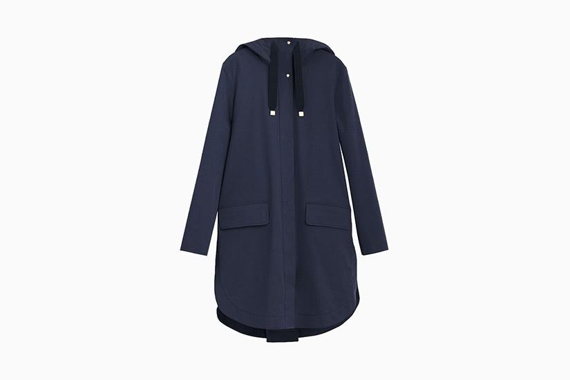 best raincoats women cuyana anorak luxe digital