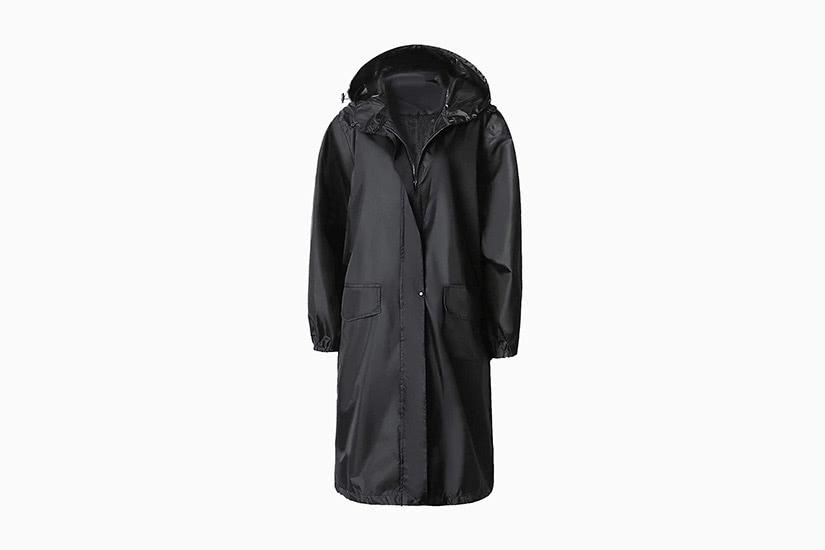 best raincoats women saphirose luxe digital