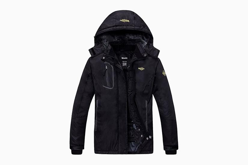 best raincoats women wantdo mountain ski jacket luxe digital