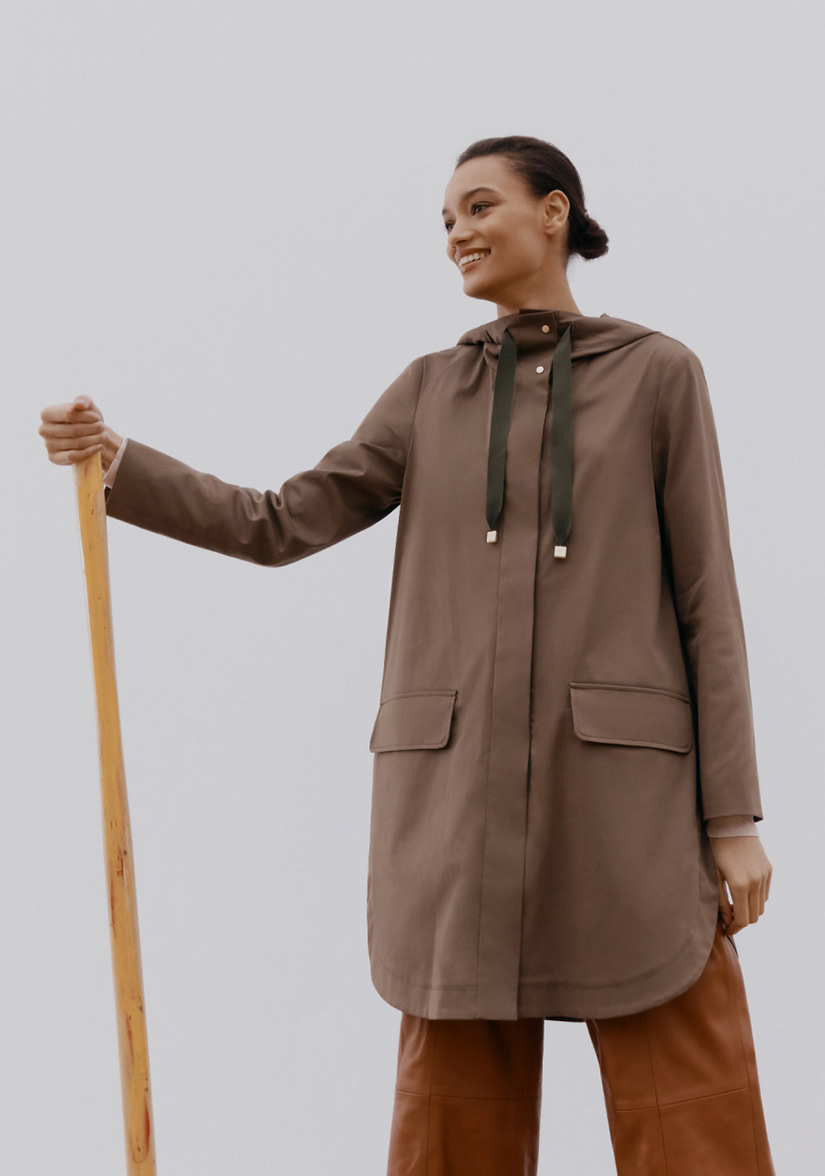 best raincoats women anorak luxe digital