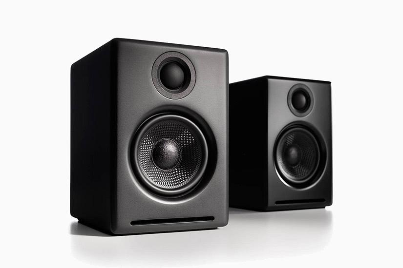 best computer speakers audioengine A2 plus wireless speaker bluetooth speaker luxe digital