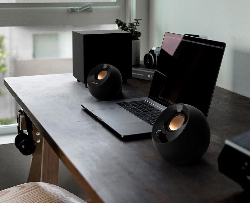 best computer speakers creative luxe digital