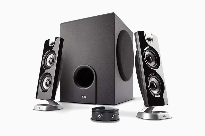 best computer speakers cyber acoustics sound system luxe digital