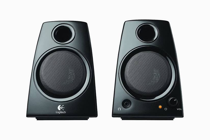 best computer speakers logitech compact laptop speaker luxe digital