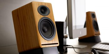 Stylish, Symphonic Computer Speakers For The True Audiophile