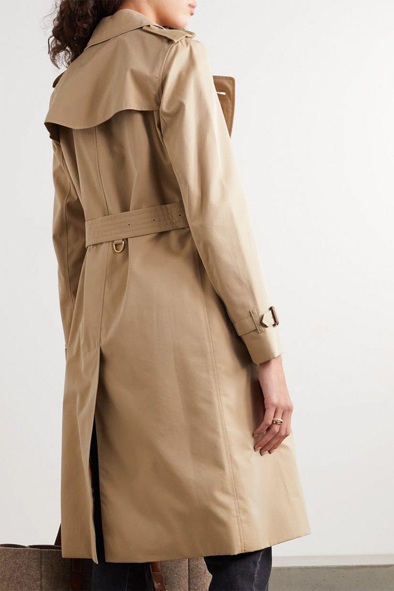 best women trench coat brand burberry - Luxe Digital