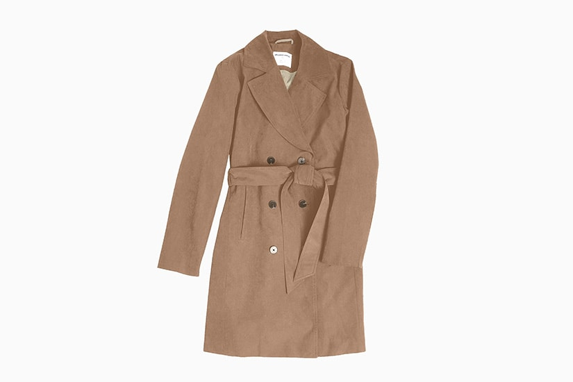 best women trench coat budget amazon essentials - Luxe Digital