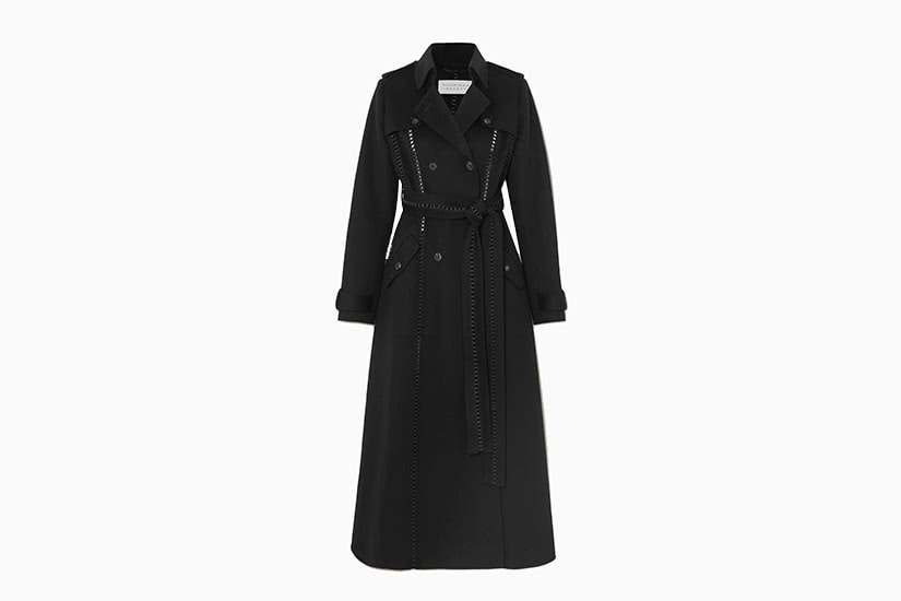 best women trench coat most expensive gabriela hearst - Luxe Digital
