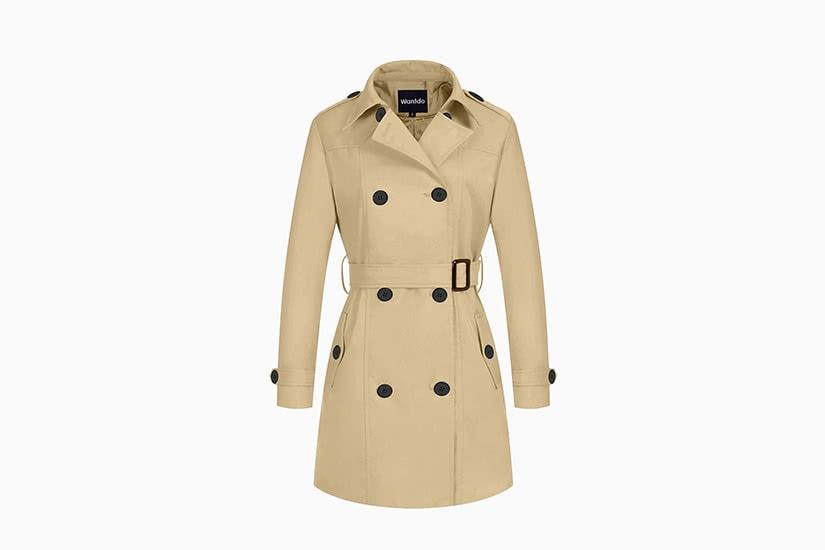 best women trench coat value wantdo - Luxe Digital