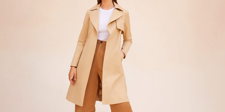 Breeze Into Transitional Dressing With These Trench Coats For Women