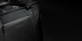 Waterfield's Atlas Executive Athletic bag review - Luxe Digital