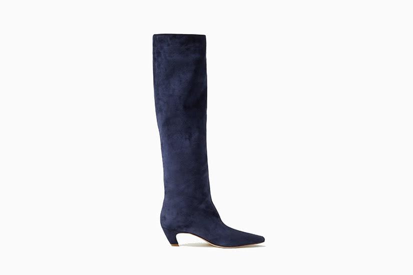 most comfortable women boots knee-high khaite review - Luxe Digital