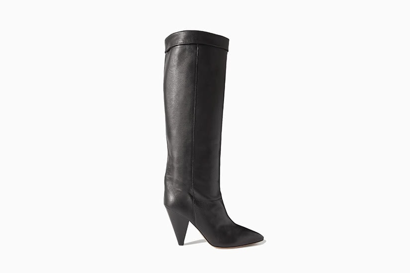 most comfortable women boots leather isabel marant loens review - Luxe Digital