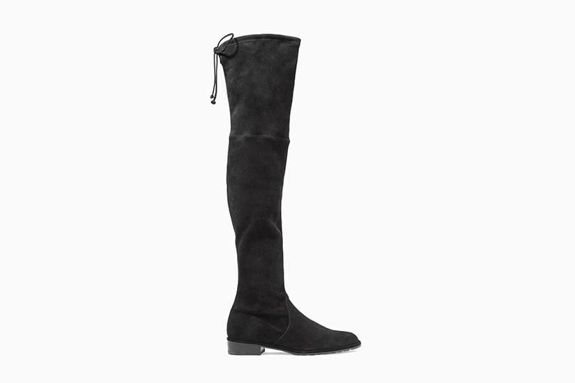 most comfortable women boots over-the-knee stuart weitzman review - Luxe Digital