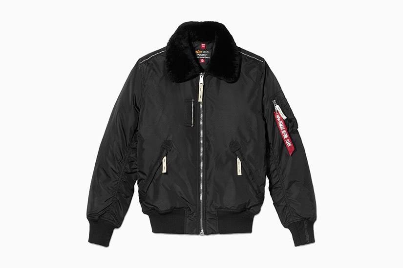 best winter coats men bomber jacket alpha industries injector review - Luxe Digital