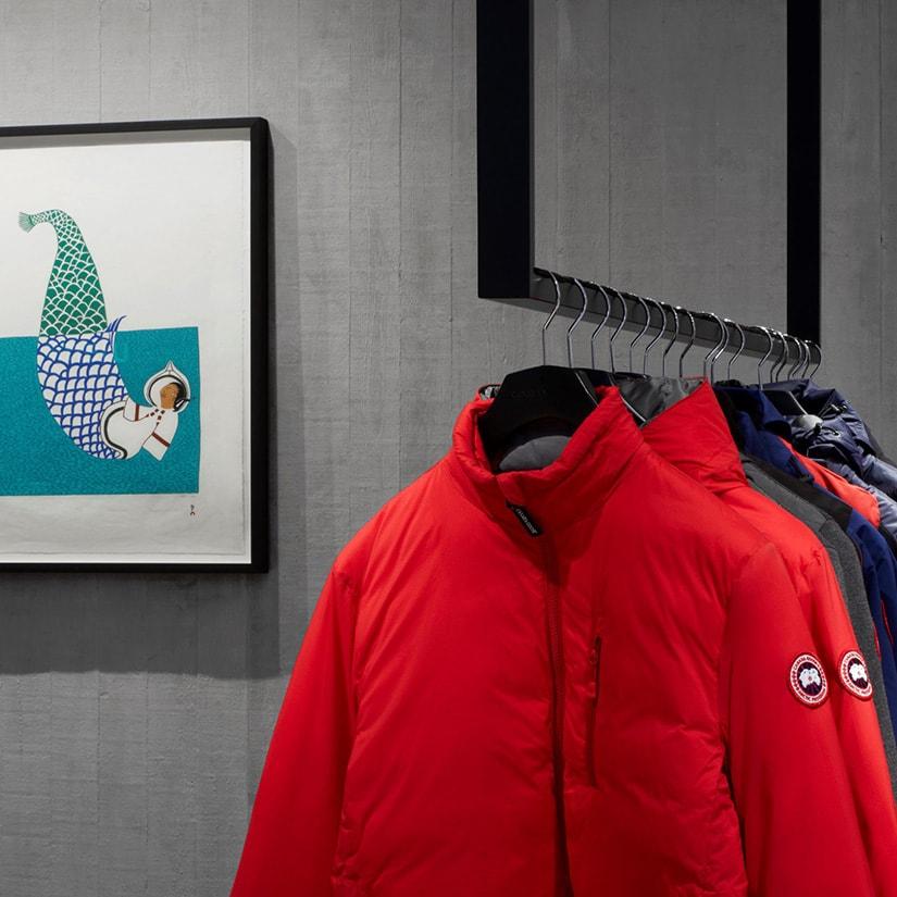 best winter coats men brand canada goose - Luxe Digital