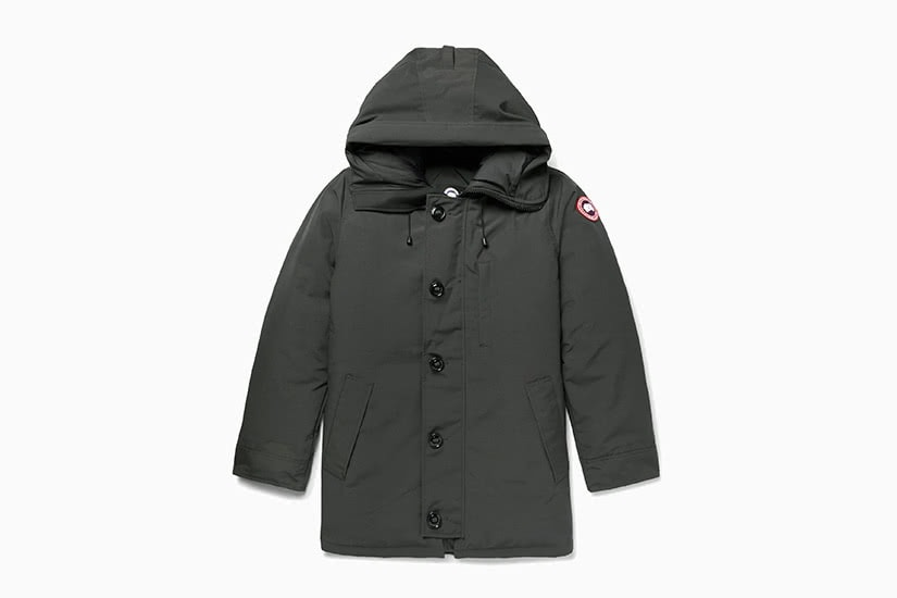 best winter coats men extreme cold canada goose chateau review - Luxe Digital