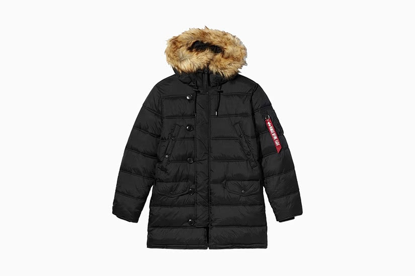 Winter Warm Men Winter Jacket Parkas Thick Warm Cotton-padded Coat Clothes UK