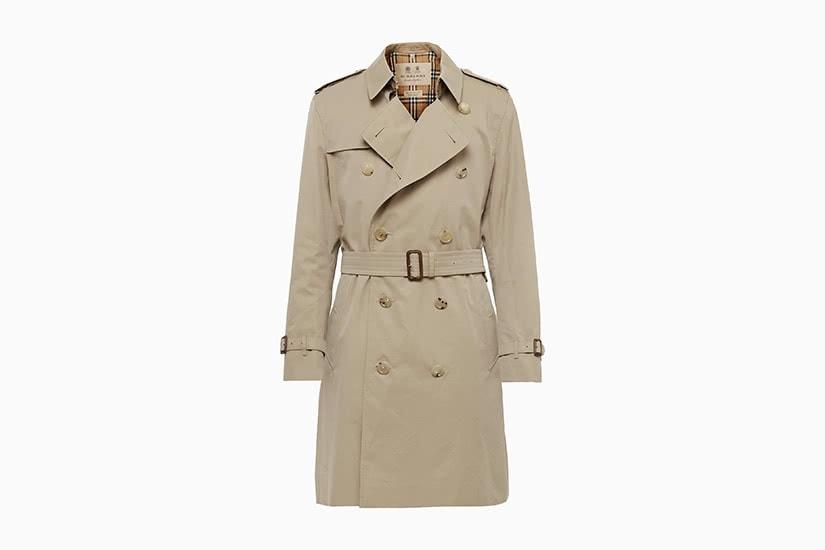 best winter coats men trench burberry kensington review - Luxe Digital