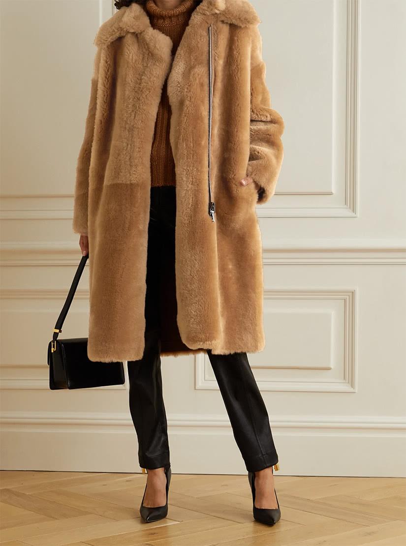 best winter coats women brands tom ford - Luxe Digital
