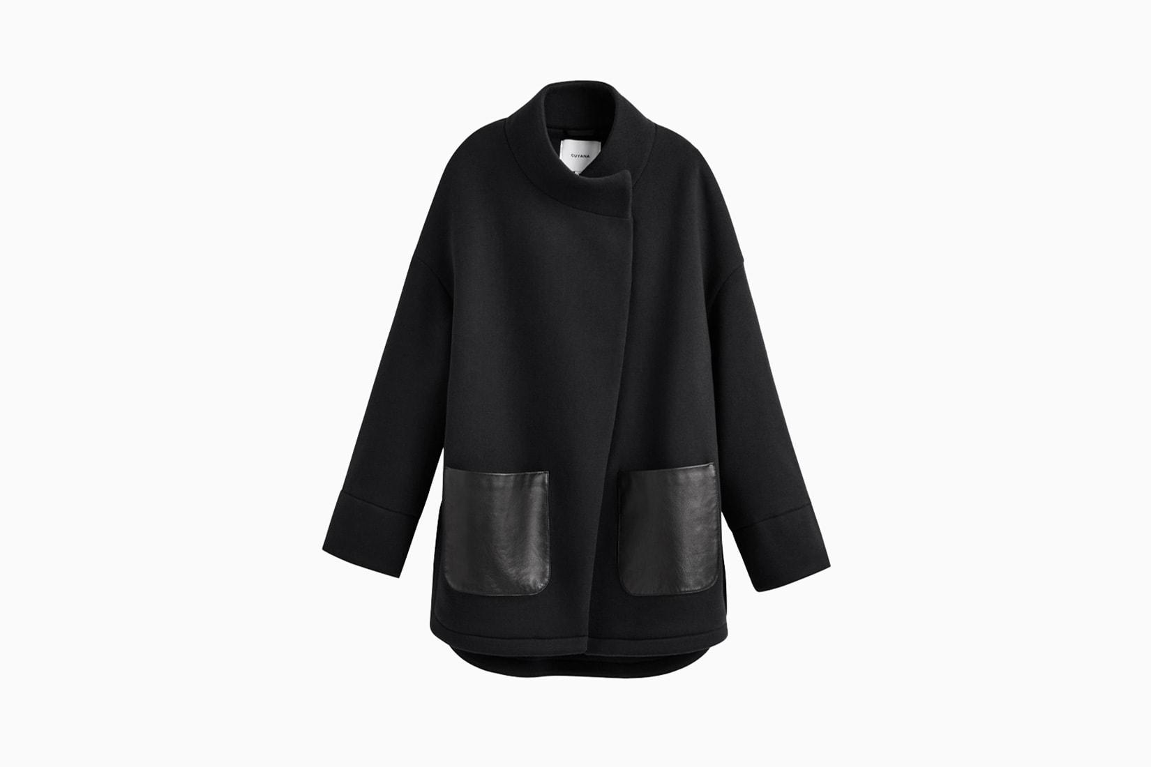best winter coats women cuyana fleece jacket review - Luxe Digital
