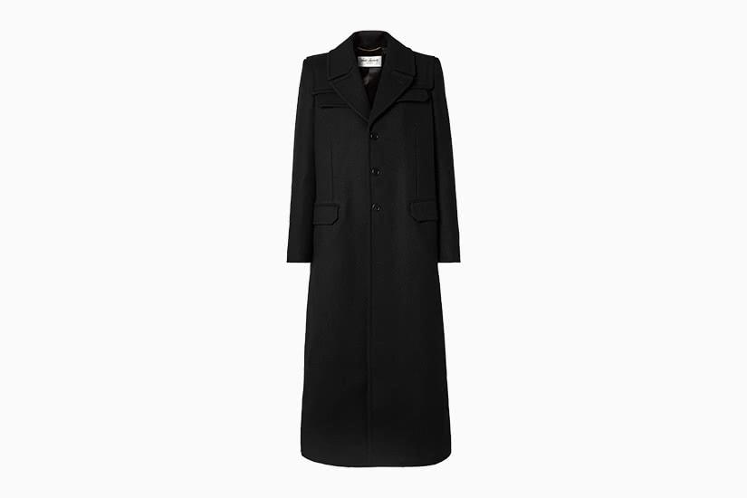 best winter coats women designer saint laurent review - Luxe Digital