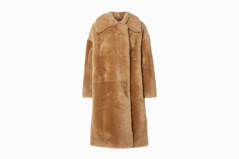 best winter coats women expensive tom ford shearling review - Luxe Digital