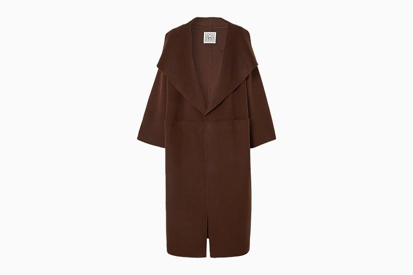 best winter coats women long toteme annecy review - Luxe Digital
