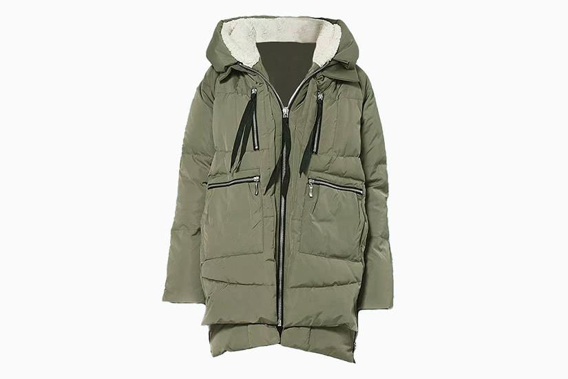 best winter coats women popular orolay amazon coat review - Luxe Digital