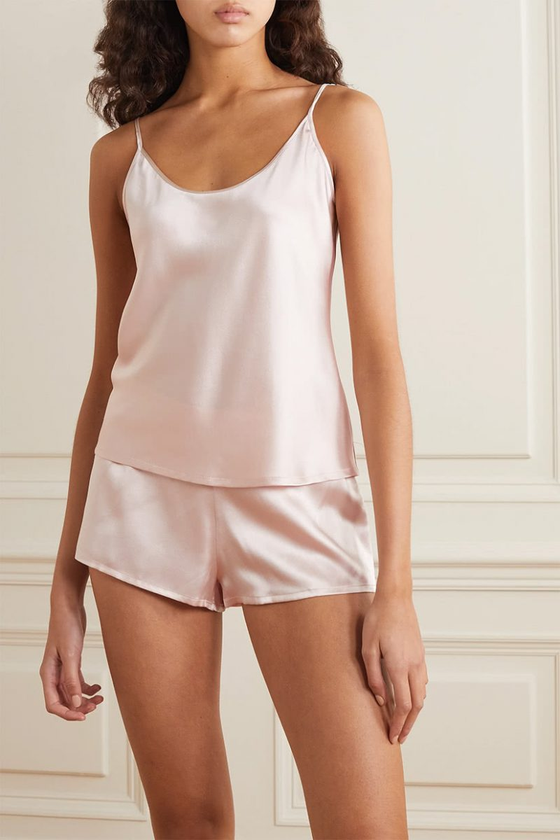 best women pajamas brands la perla - Luxe Digital
