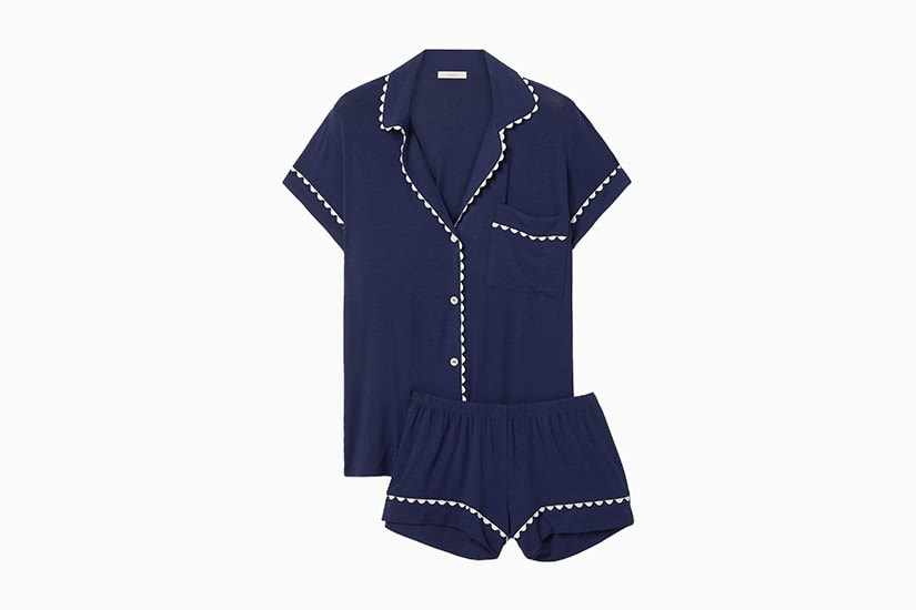 best women pajamas eberjey review - Luxe Digital