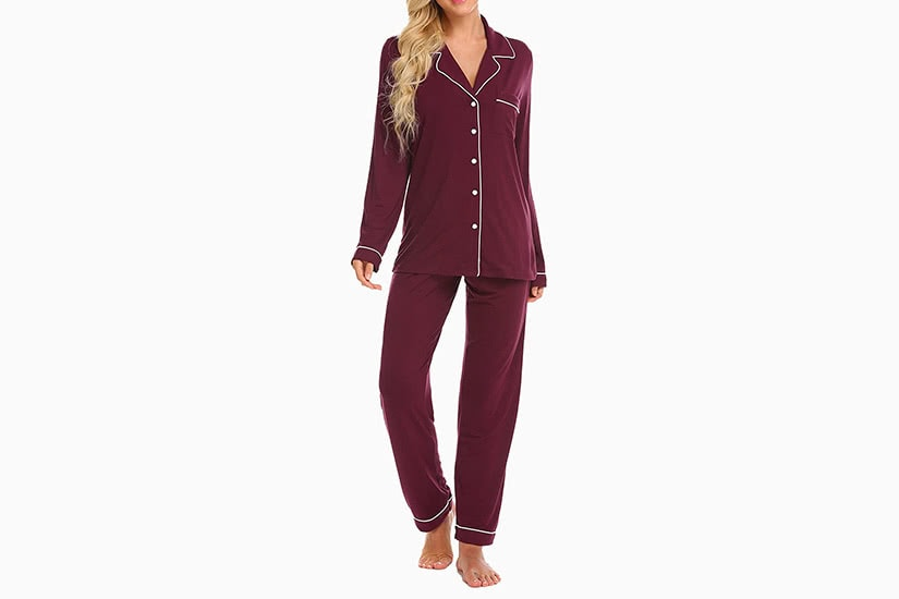 best women pajamas ekouaer review - Luxe Digital