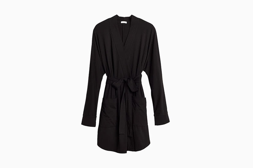 best women pajamas night robe cuyana review - Luxe Digital