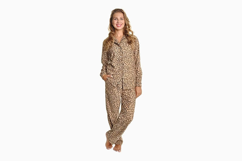 best women pajamas winter angelina review - Luxe Digital