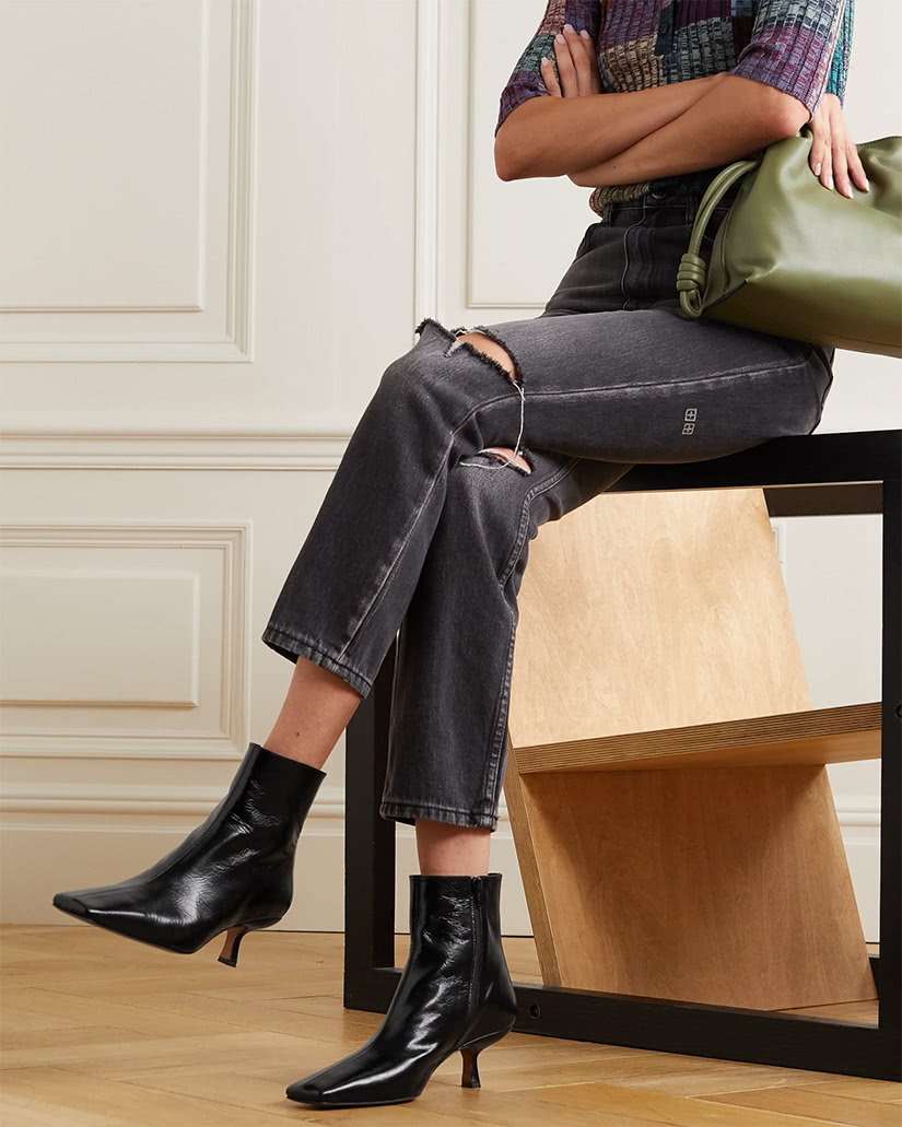 best women ankle boots brand BY FAR review - Luxe Digital