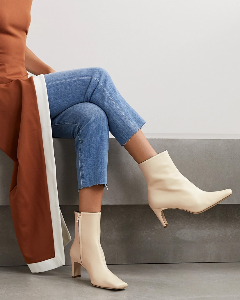 best women ankle boots brand STAUD review - Luxe Digital