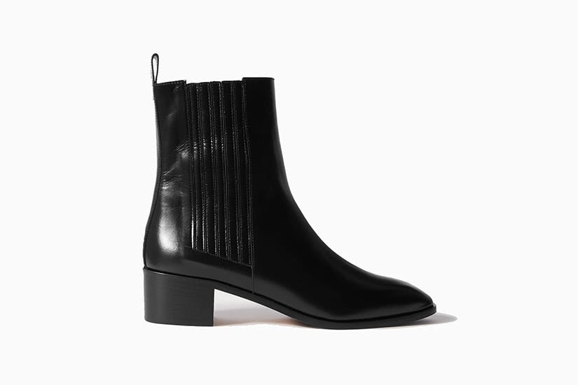 best women ankle boots Chelsea AEYDE Neil review - Luxe Digital