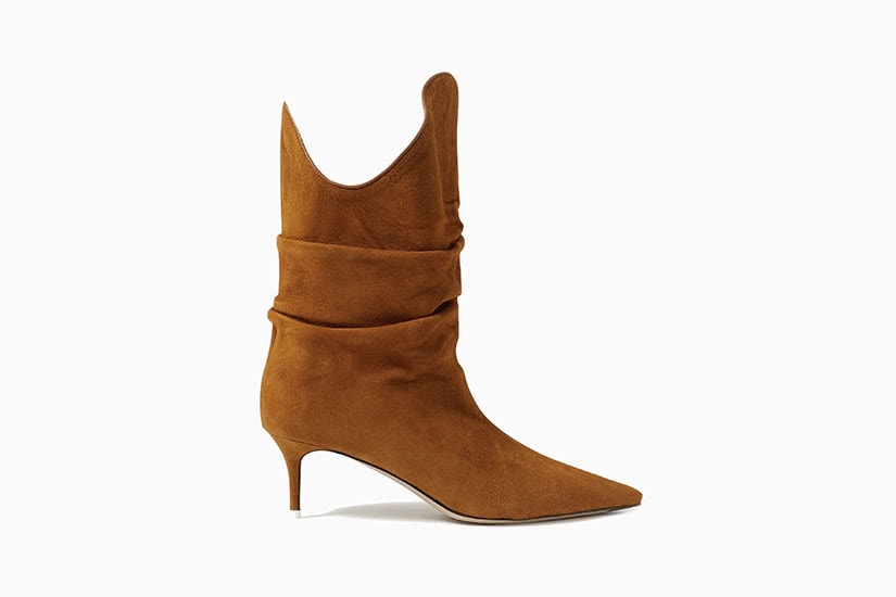 best women ankle boots dresses Attico Tate review - Luxe Digital