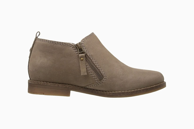 best women ankle boots flat Hush Puppies Mazin Cayto review - Luxe Digital