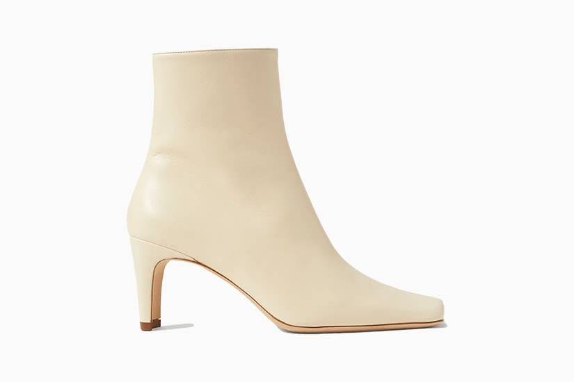 best women ankle boots leather STAUD Eva review - Luxe Digital