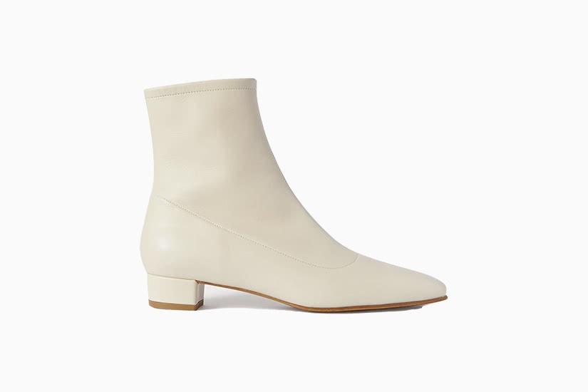 best women ankle boots low heel BY FAR Este review - Luxe Digital