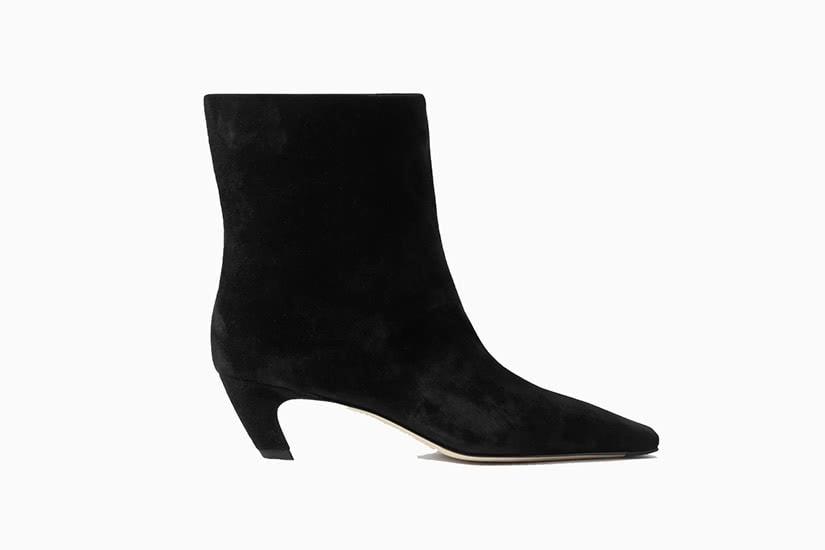 best women ankle boots work KHAITE review - Luxe Digital